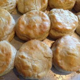 Honey Buttermilk Biscuits