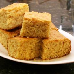 Honey-Buttermilk Cornbread