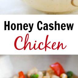 Honey Cashew Chicken