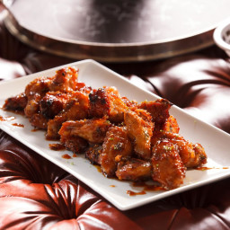 Honey-Ginger Chicken Wings