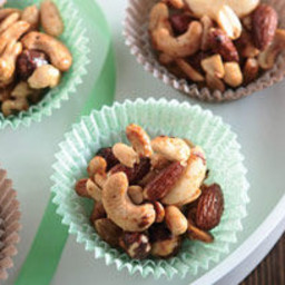 Honey-Glazed Mixed Nuts
