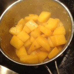 Honey-Glazed Rutabaga or Turnip