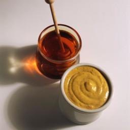 Honey Mustard Barbecue Sauce