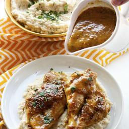 Honey Mustard Chicken + Giveaway!