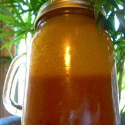 Honey Mustard Vinaigrette Dressing