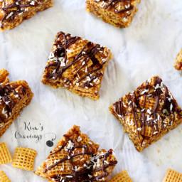 Honey Nut Chex Bars