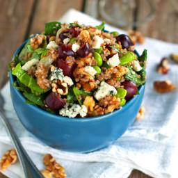 Honey Walnut Power Salad