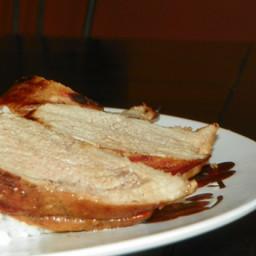 Honeybutter Pork Tenderloin