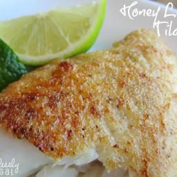 Honey Lime Tilapia