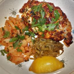 Tex-Mex Chicken Schnitzel