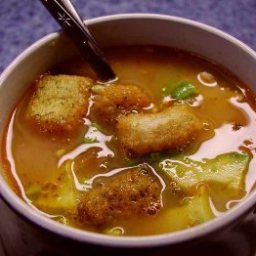Hot and Sour Fish Soup