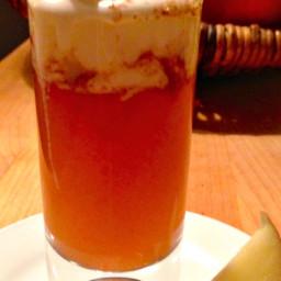 Hot Apple Pie Cocktail