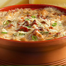 Hot Bacon and Crab Dip