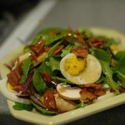 Hot Bacon Salad Dressing