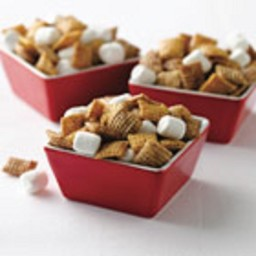 Hot Buttered Yum Chex Mix