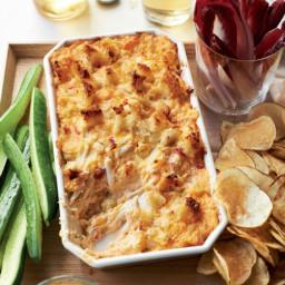 Hot-Crab and Pimiento-Cheese Spread