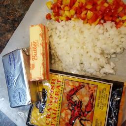 Hot Crawfish Dip