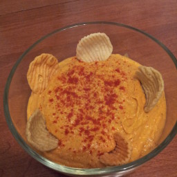 Hot 'n Spicy NM Hummus