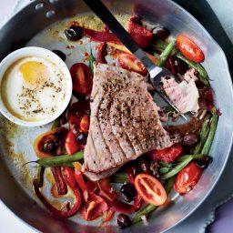 Hot Niçoise Salad