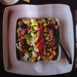 Hot & Spicy Cobb Salad