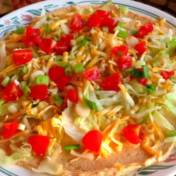 Hot Taco Dip