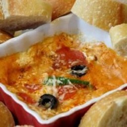 Hot Pizza Dip