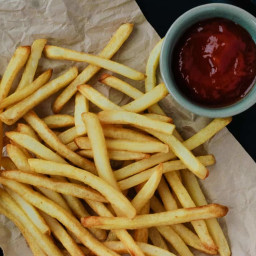 How to Air Fry Frozen French Fries