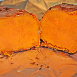 How to: Bake a Perfect Sweet Potato