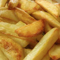 How To Bake French Fries In The Oven
