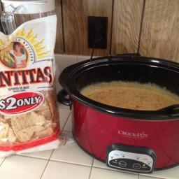 How to Cook a Velveeta Cheese Dip in the Crock Pot
