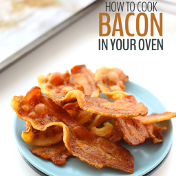 How To Cook Bacon In Your Oven