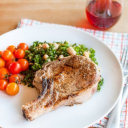 How to Cook Tender  and  Juicy Pork Chops in the Oven