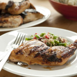 How to Cook: Whole Grilled Chicken