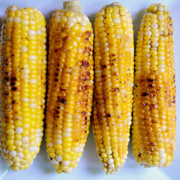 How to Grill Corn Without A Grill