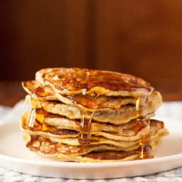 How To Make 2-Ingredient Banana Pancakes