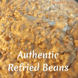 How to Make Authentic Refried Beans