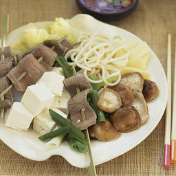 How to Make Beef Shabu Shabu, a Japanese Hot-Pot-Style Recipe