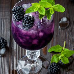 How to make Blackberry Mojito