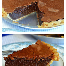 HOW TO MAKE CHOCOLATE CHESS PIE A SOUTHERN FAVORITE!