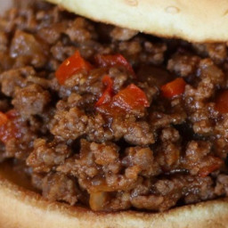 How to Make Classic Sloppy Joes