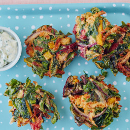 How To Make Fritters Out of Any Vegetable