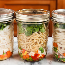 How To Make Instant Noodle Cups