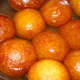 How to make Milk powder Gulabjamun