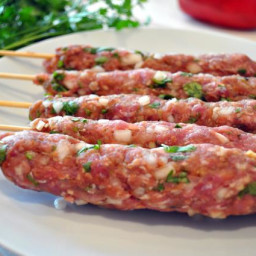 How to Make Moroccan Kefta Kebabs with Ground Beef or Lamb