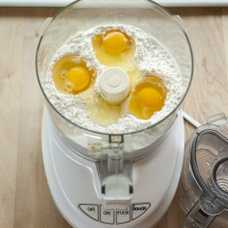 How to Make Pasta in the Food Processor