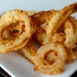 How to make perfect Crispy Onion Rings every time!