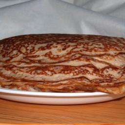 How to make proper English pancakes