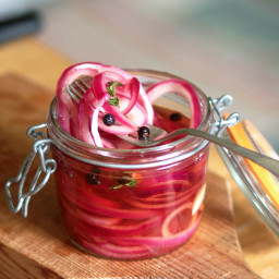 How To Make Quick-Pickled Onions