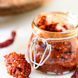 How To Make Red Chilie Paste
