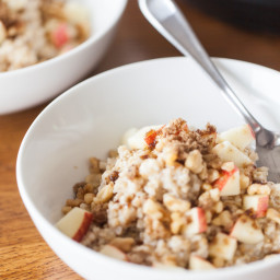 How To Make Steel-Cut Oatmeal in the Pressure Cooker